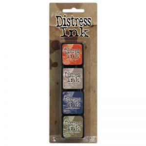 Distress Mini Ink Kits – Kit 5