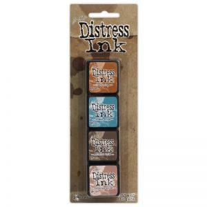 Distress Mini Ink Kits – Kit 6