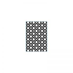Elizabeth Craft Embossing Folder 4″X6″ – Trendy Tiles 2