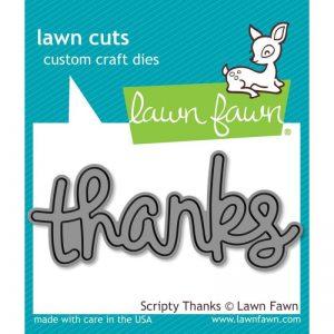 Lawn Cuts Custom Craft Die – Scripty Thanks