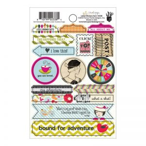 Me-ology Label Stickers – Fancy Pants