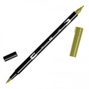 Tombow Dual Brush Marker – 098 Avocado