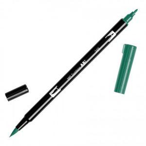 Tombow Dual Brush Marker – 249 Hunter Green
