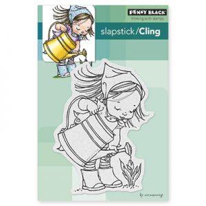 Penny Black Cling Stamps – April