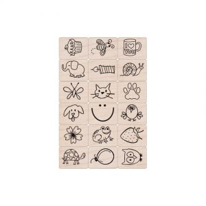 Hero Arts Ink 'n' Stamp Set, Fun Stuff