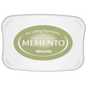 Memento Dye Ink Pad – Pistachio