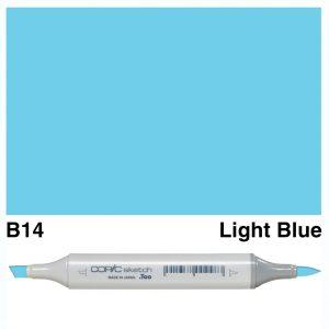 Copic Sketch B14-Light Blue