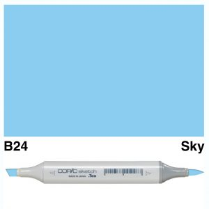 Copic Sketch B24-Sky