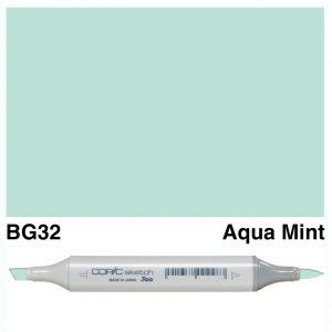 Copic Sketch BG32-Aqua Mint
