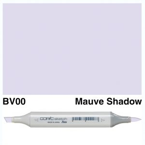 Copic Sketch BV00-Mauve Shadow