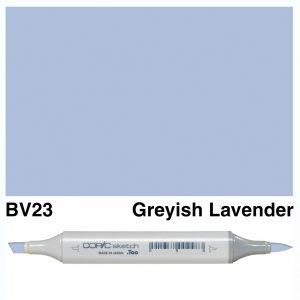Copic Sketch BV23-Grayish Lavender
