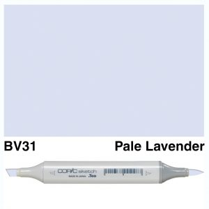 Copic Sketch BV31-Pale Lavender
