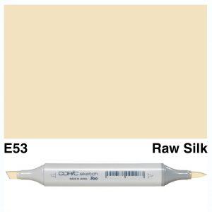 Copic Sketch E53-Raw Silk