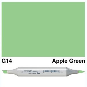 Copic Sketch G14-Apple Green
