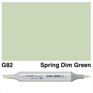Copic Sketch G82-Spring Dim Green