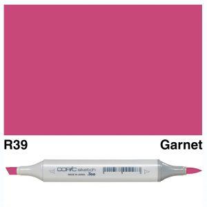 Copic Sketch R39-Garnet