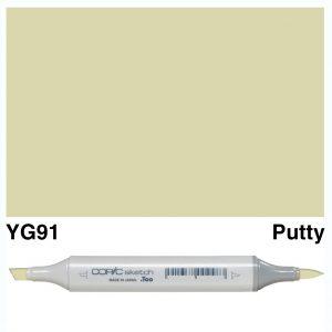 Copic Sketch YG91-Putty