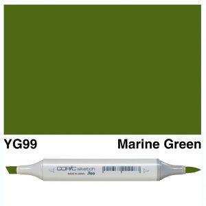 Copic Sketch YG99-Marine Green