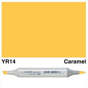Copic Sketch YR14-Caramel