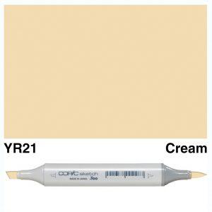 Copic Sketch YR21-Cream