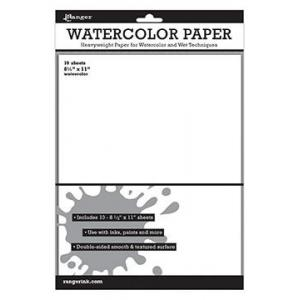Ranger Watercolor Paper, 10pc