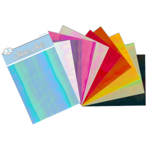 Elizabeth Craft Designs Shimmer Sheetz Iris Sampler Pack – 10 Pack