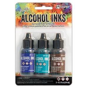 Tim Holtz Alcohol Ink Kit – Mariner