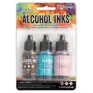 Tim Holtz Alcohol Ink Kit – Retro Café
