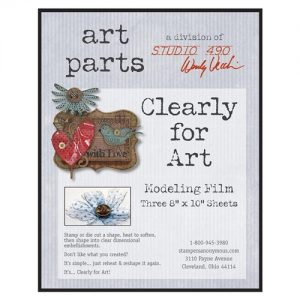 Wendy Vecchi – Clearly for Art Modeling Film, 3 sheets